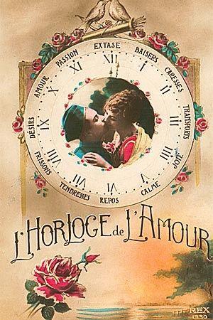 Carte Postale Ancienne Entre 1900 Et 1920 Sur Le Theme De La Saint Valentin Carte Postale Cartes Postales Anciennes Carte Amour