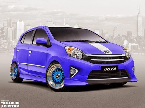 410 Koleksi Modifikasi Mobil Toyota Agya HD