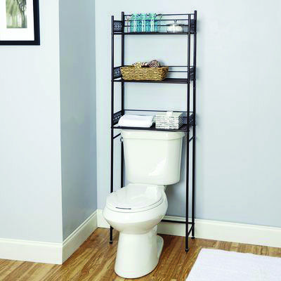 Toilet Storage Ideas That Make