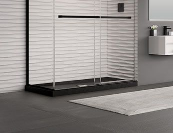 Contemporary Acrylic Shower Pans Bases Innovate Building Solutions Shower Pans And Bases Shower Remodel Diy White Tiles