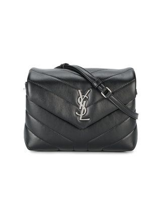 f40e93adab1 Saint Laurent toy Loulou Monogram shoulder bag | Purses in 2019 ...