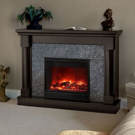 Bennett Electric Fireplace | Fireplaces
