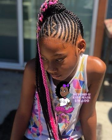 Cutest Hairstyles For Little Black Girls Little Girls Hairstyles African American Girls Hairsty Kids Braided Hairstyles Black Kids Hairstyles Kids Hairstyles