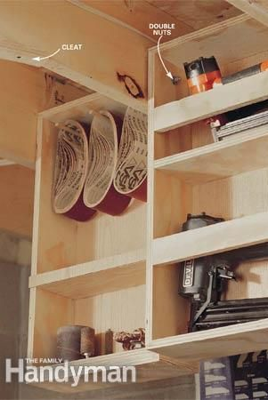 This Attic Pulley Storage System Is Genius If You Have A Bad Back In 2020 Attic Storage Diy Attic Storage Organization Attic Storage Solutions