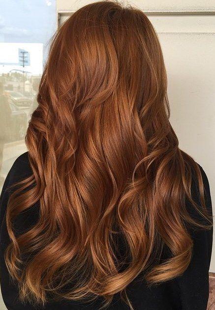 25 Stilvolle Kupferne Haarfarbe Ideen Fur 2019 Fur