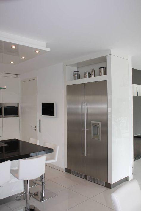 Wohnideen, Interior Design, Einrichtungsideen \ Bilder Interiors - einbauküchen für kleine küchen
