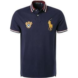 Men S Short Sleeved Polo Shirts In 2020 Polo Ralph Lauren Ralph Lauren Polo Shirts Ralph Lauren