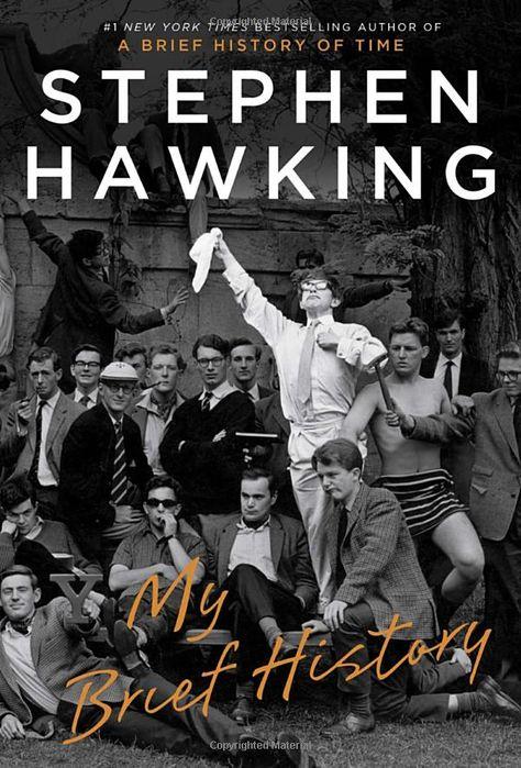 My Brief History: Stephen Hawking