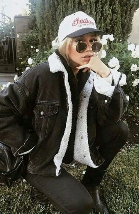 winter outfits warm Get extra off order, black denim jacket with fur denim jacket womens faux fur denim jacket black jean jacket with fur white sherpa lined jean jacket with fur collar sherpa trucker jacket black faux shearling denim coat