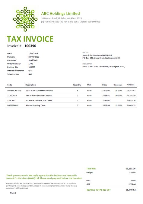 Pin by Zeal Systems on Accredo Invoice Design Pinterest Invoice - remittance template