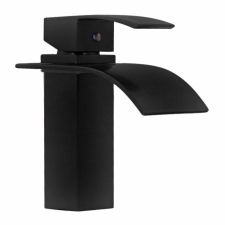 Miseno Ml531 Bn Brushed Nickel Remi 1 2 2 2 Gpm Single Hole Waterfall Bathroom Faucet Faucet Com In 2020 Bathroom Faucets Waterfall Faucet Bathroom Faucets