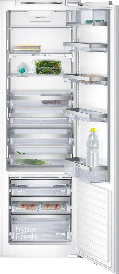 Siemens Integrierbarer Einbaukuhlschrank Ki42fp60 A 177 2 Cm Hoch Integrated Fridge Kitchen Appliances Laundry Appliances