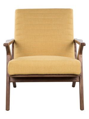 At Home Accent Chairs.Distinctly Home Peter Ii Accent Chair Yellow In 2019