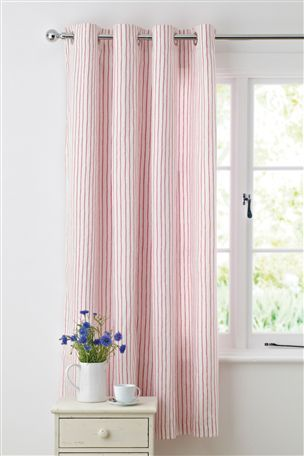 Buy Pink Stripe Eyelet Curtains From The Next UK Online Shop | Bedroom |  Pinterest | Pink Stripes, Uk Online And Bedrooms