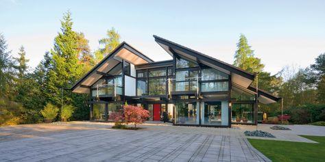 Charming Bungalow   HUF Haus ART 6 9   Das Individuelle Architektenhaus.   HUF HAUS  | DISEÑO INTERIOR | Pinterest | Huf, Haus And Bungalow