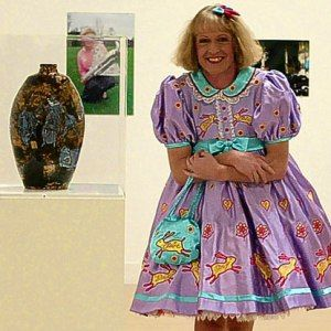 Grayson Perry as Claire