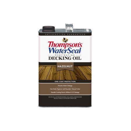 Home Improvement Decking Oil Thompson Waterseal Thompsons