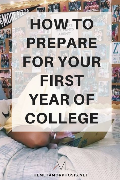 The Best Freshman Advice for your First Year of College