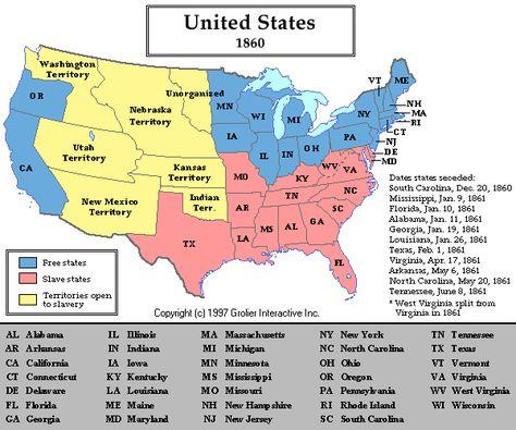 Timeline Maker  Professional Sample Charts  Civil War Timeline