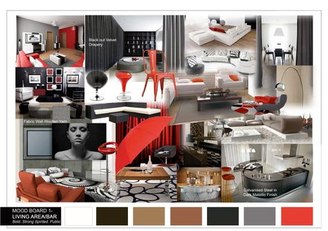 Interior project for Home design during short course at Nanyang Academy of Fine Arts