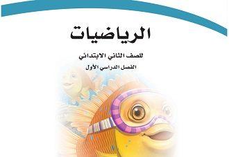 تحميل كتاب الطالب رياضيات الصف ثاني إبتدائي الفصل الدراسي الأول Tape Folders Sal