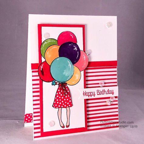 Birthday Card Ideas For Girls Friends Stamp Sets 32 Ideas Birthday Cards For Friends Birthday Card Drawing Birthday Cards Diy