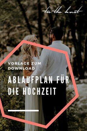Den Ablauf Einer Hochzeit So Zu Planen Dass Alles Stressfrei Und Perfekt Funktioniert Ist Nicht Immer Einfach Wir Haben Ablaufplan Hochzeit Ablauf Hochzeit