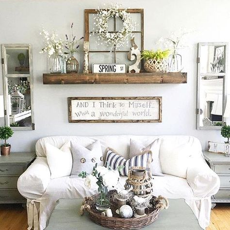Inspirations for the design of your living room