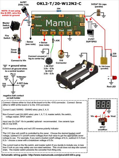 Okl2 Box Mod Wiring Diagram | Wiring Diagrams Okr Mod Box Wiring Diagram on