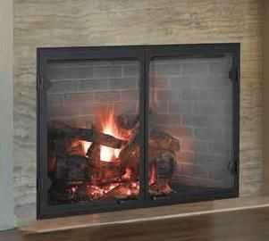 Biltmore Series Sb100 50 Radiant Wood Burning Fireplace With