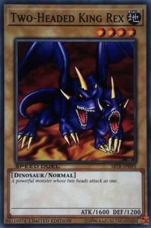 Pin By Patricia Masamune Onodera On Yugioh Forbidden Memories Two Heads Yugioh Rex