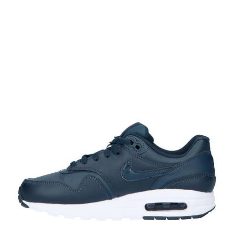 air max donker blauw