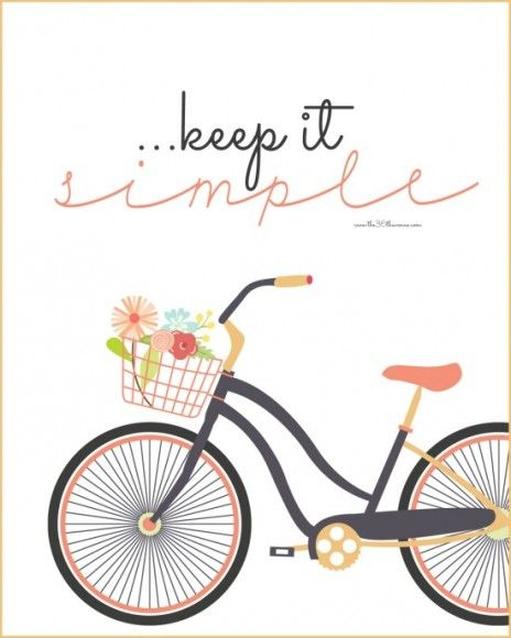 The 36th AVENUE | Free Printables ~ Keep It Simple