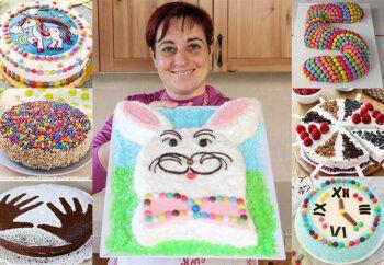 10 Torte Di Compleanno Per Bambini Fatto In Casa Da Benedetta Nel 2020 Torte Di Compleanno Per Bambini Torte Di Compleanno Torte Coniglietto