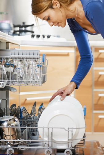 If Your Dishwasher Leaves White Residue On Your Dishes There Are Several Culprits You Should Lo Cleaning Your Dishwasher Clean Dishwasher Dishwasher Detergent