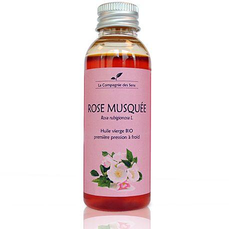 huile rose musquee rides