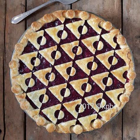 creativity Geometric Triangle Pie out of...