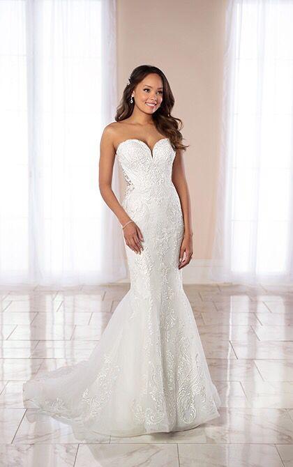 Stella York 6979 York Wedding Dress Strapless Wedding Dress Mermaid Ball Gowns Wedding