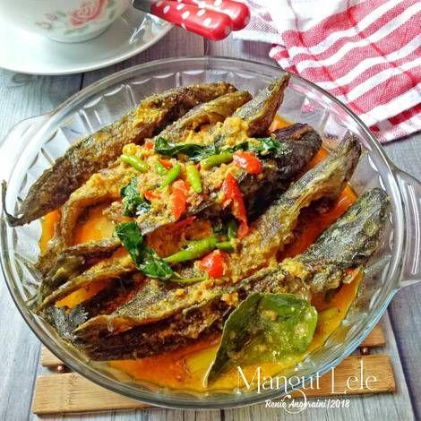 Resep Mangut Lele Khas Jogja Oleh Renie Wisra Resep Resep Ikan Variasi Makanan Resep Daging