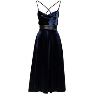 Valentino 3 4 Length Dress