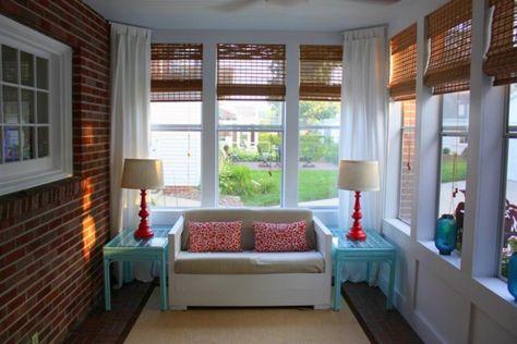 Die besten 25+ Raffrollo blickdicht Ideen auf Pinterest - moderne raffrollos wohnzimmer