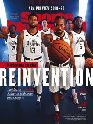 Sports Illustrated One Year Subscription Nba Preview Sports Illustrated Nba Sports Illustrated