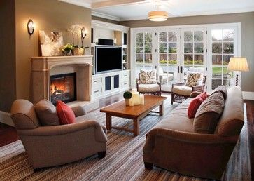 Magnolia Traditional Living Room Other Metro Markay Johnson Construction Traditional Design Living Room Livingroom Layout Family Room Design
