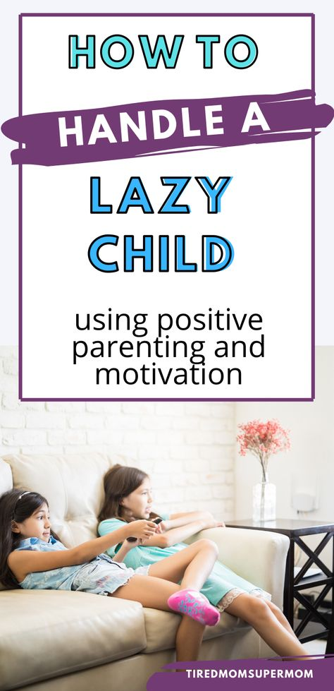 Parenting Advice- How To Get Kids Motivated