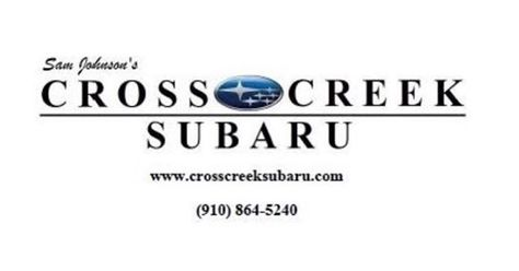 Want To Send A Special Thank You To Our Diamond Sponsor Sam Johnsons Cross Creek Subaru Thank You For Your Generosity And Instagram Posts I School Supportive