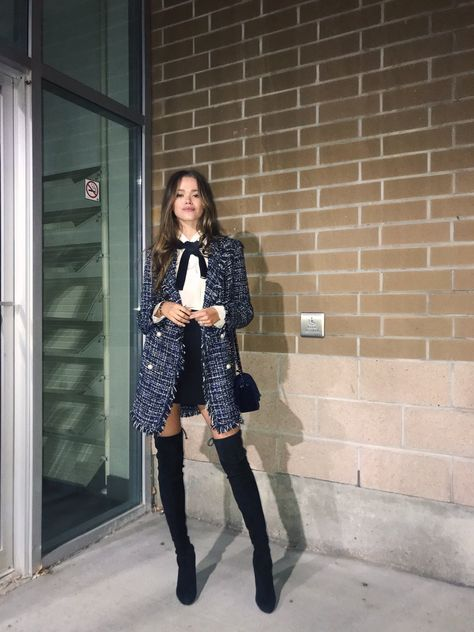 Chic On A Budget Outfits — Valeria Lipovetsky - -