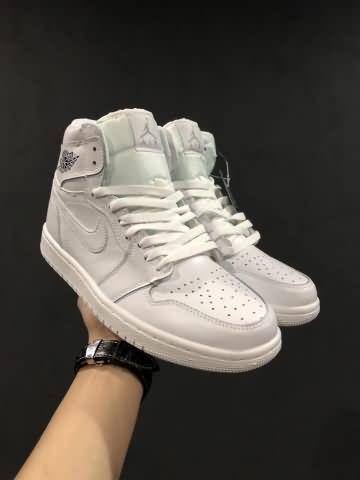 air jordan 1 retro all white