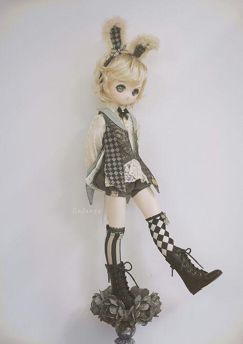 【Tii】detective 1//6 BJD outfit YOSD DD GR Doll Clothes dress shorts boy girl