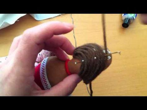 How to make Tilda's hair