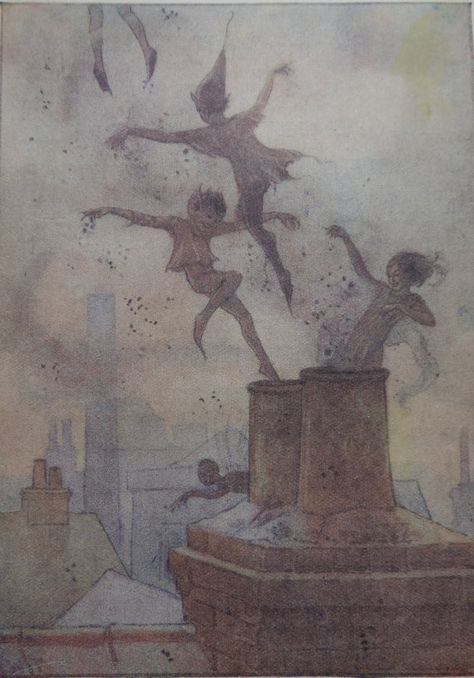 M W Tarrant Medici Print Twilight Procession